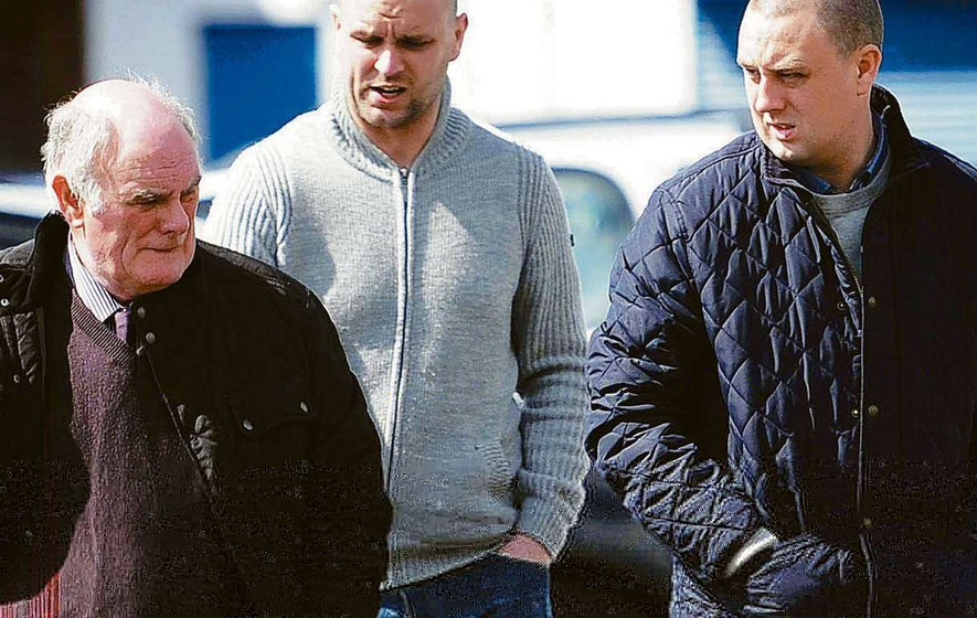 ONH admits Patrick Crossan shooting