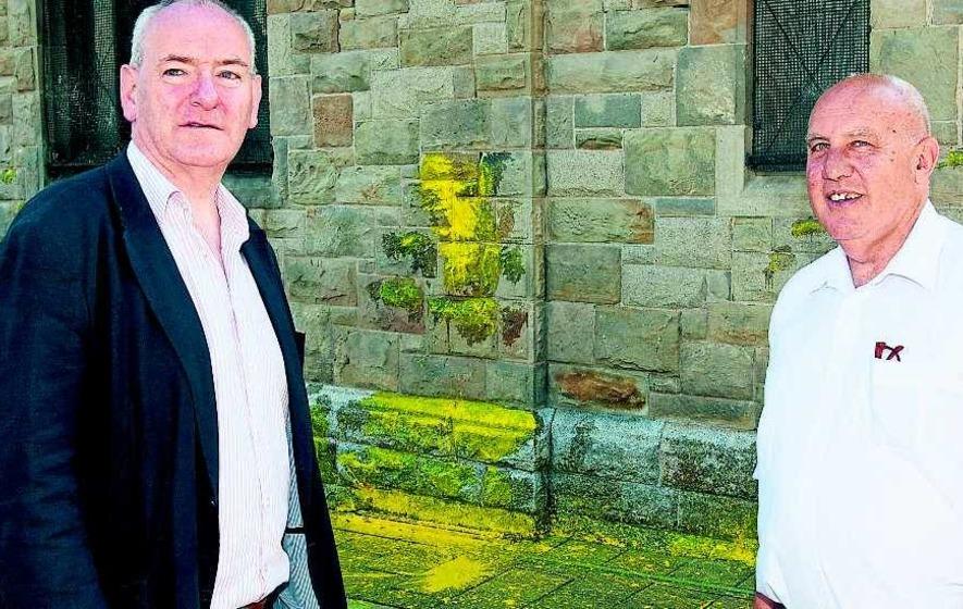McGuinness: Memorial Hall attack shameful