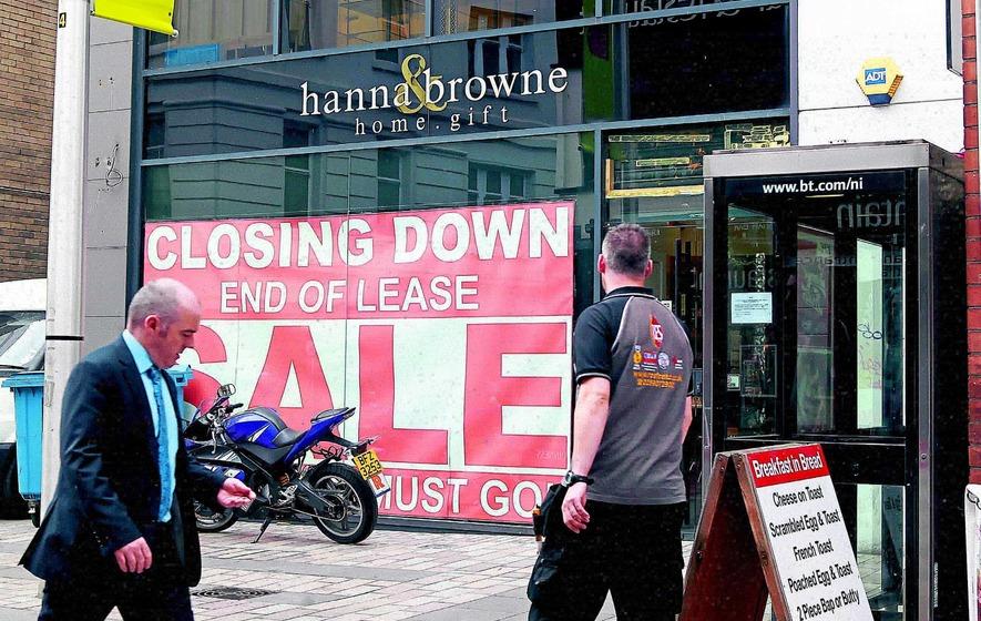 Furniture Retailer In Administration The Irish News