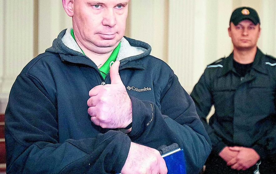 RIRA suspect freed from Lithuania jail