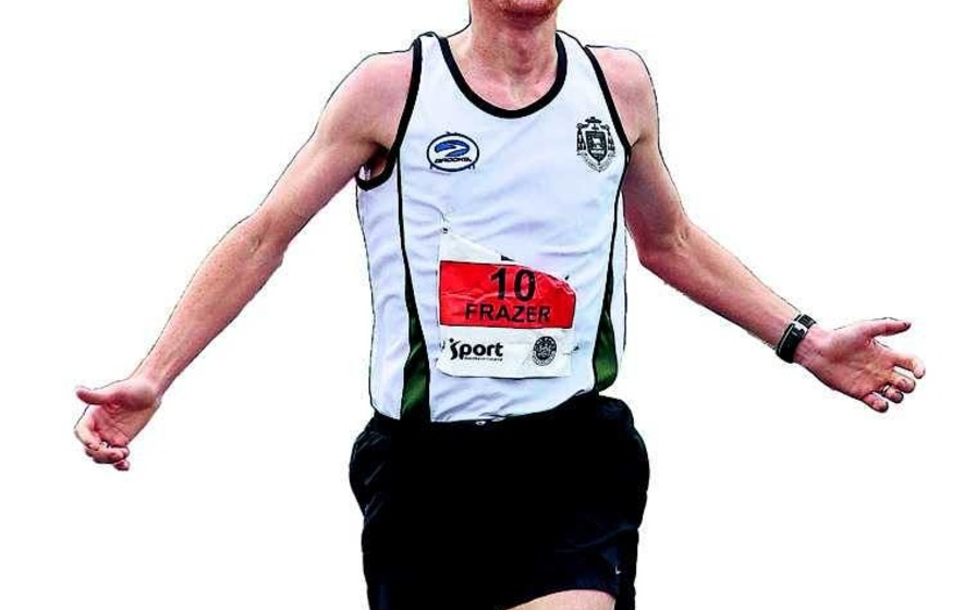 Frazer books place at Commonwealth Games