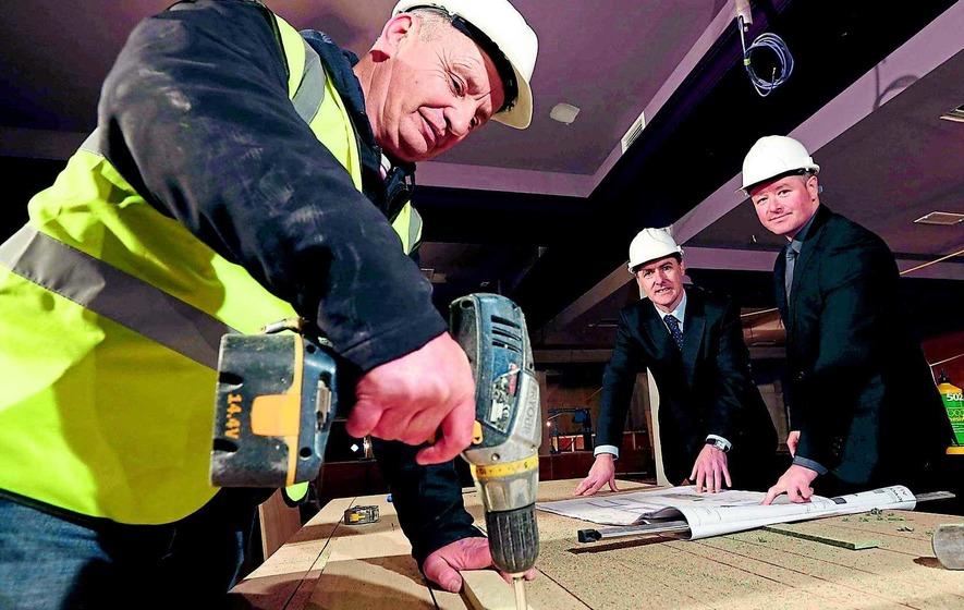Nightclub To Create 60 New Jobs In Strabane The Irish News
