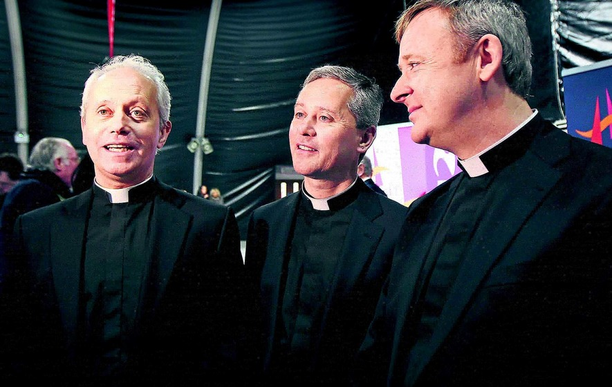 Film will chart rise of The Priests