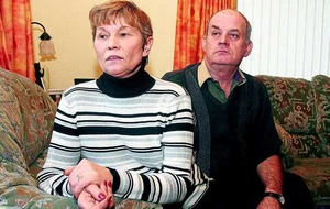 Quinn parents urge Haass not to ignore 'victims of the peace'