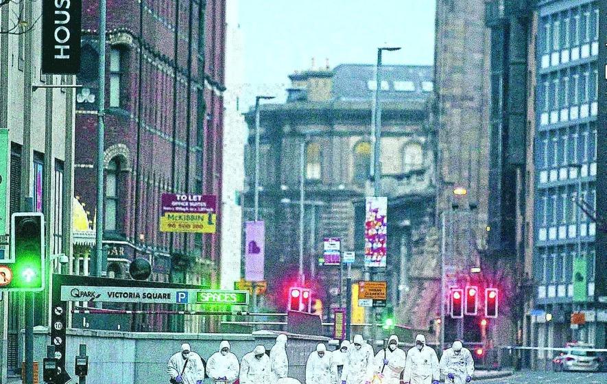 Oglaigh na hEireann claims bomb responsibility