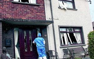 Rampaging loyalist mob on a 'power trip' says police chief