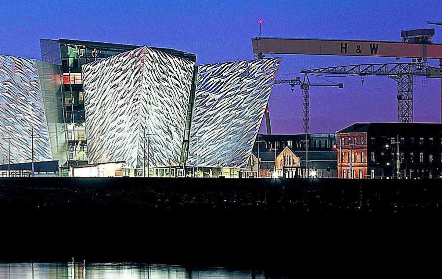 Titanic centre visited by 1.45m people since opening in 2012