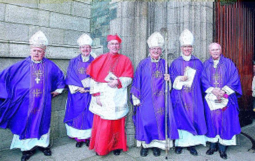 Bishop of Derry installed