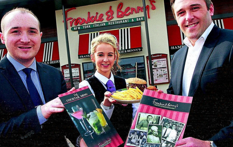 Derry Gets A Pizza The Action The Irish News