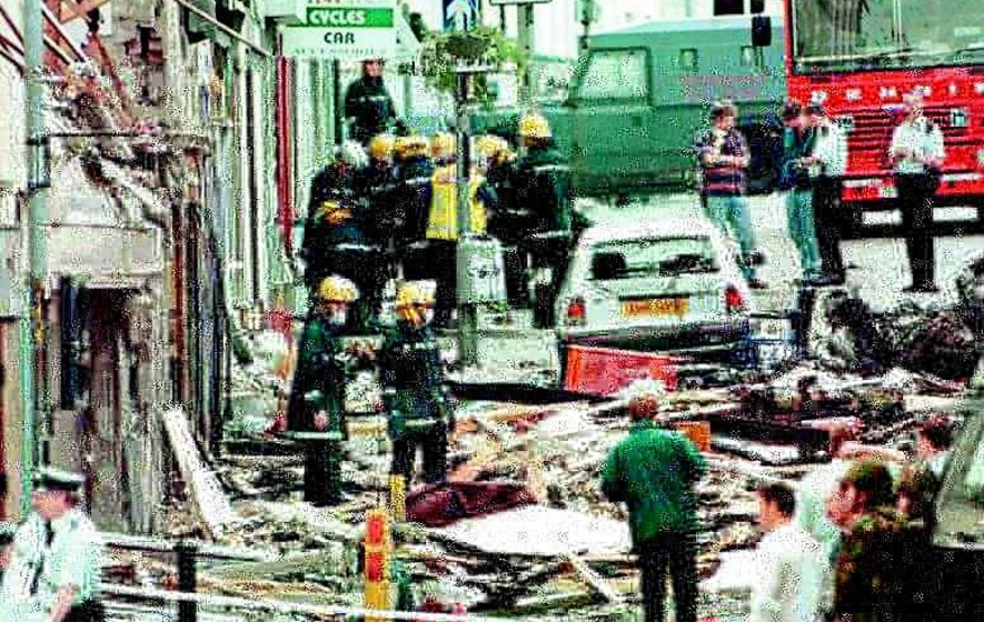 Leading republican charged with 1998 Omagh bombing