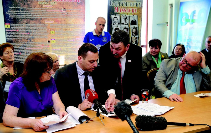 Ballymurphy families consider legal challenge