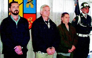 Colombia Three man's arms conviction will be quashed