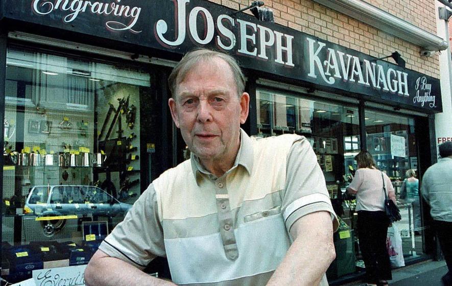 Belfast business legend Joe Kavanagh was 'a remarkable man'