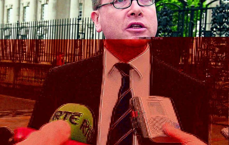 Outspoken Larkin's tenure as Attorney General extended