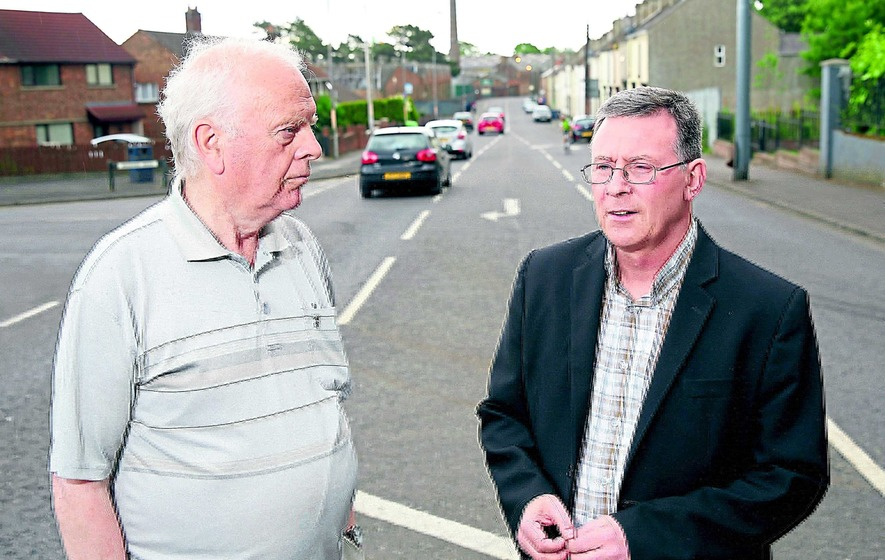 Police criticised over Garvaghy gathering