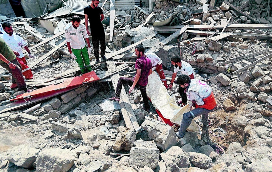 Scores more killed as Israel escalates ground offensive