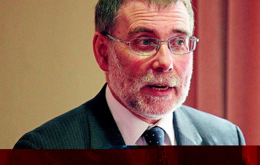 McCausland goes to ground as calls for him to quit grow