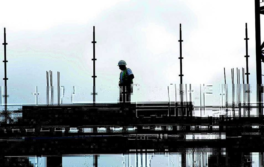 Construction sector sees record hiring