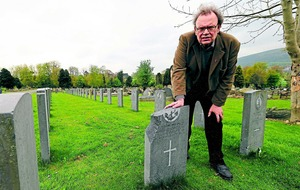 Politics shape narrative of Belfast's cemeteries