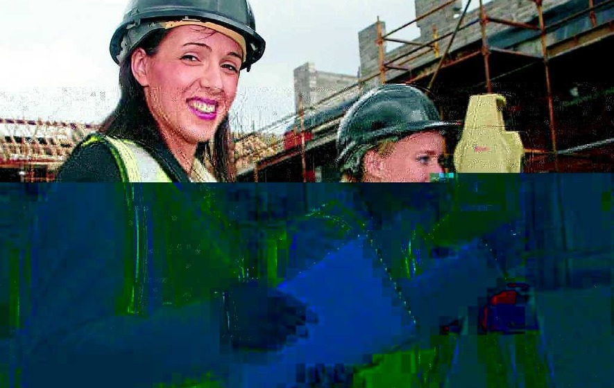 Laying the foundations for a career in construction