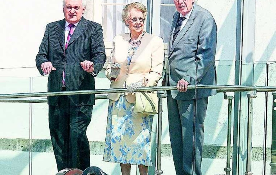 Volte-face 'prompted by Ahern meeting'