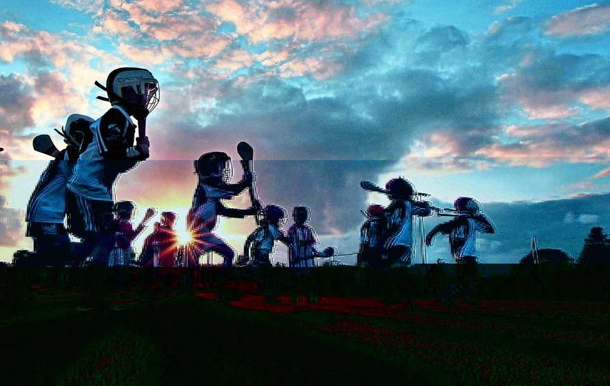 The sundown game