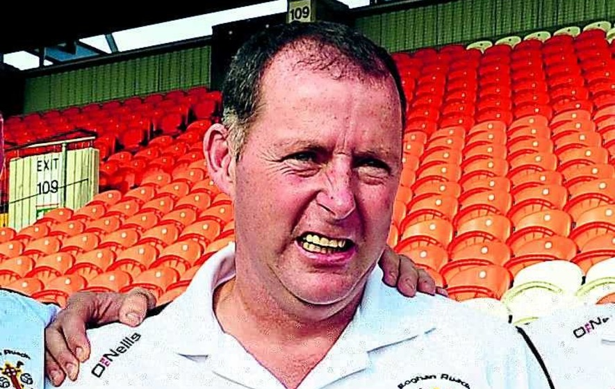 McConnell takes reins for Armagh