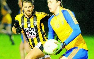 Former soccer star David Bentley develops a taste for the GAA