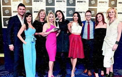 Strictly named best reality TV show - The Irish News