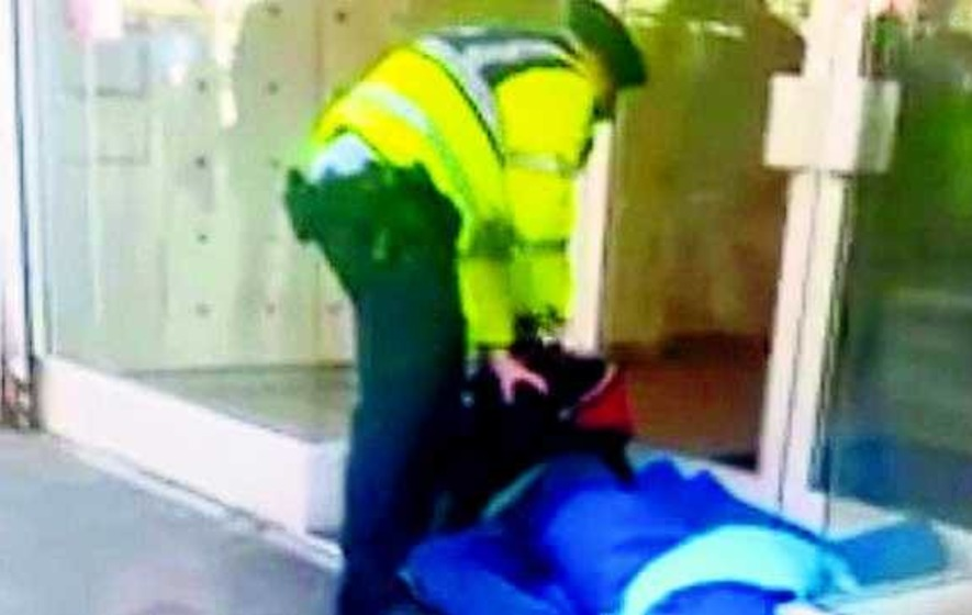 Inquiry into claims garda pepper-sprayed homeless man