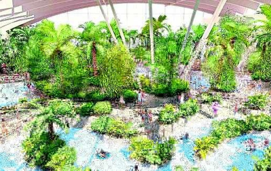 Plans for first Center Parcs holiday resort in Ireland