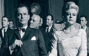 Sinatra and Lansbury shine in Cold War epic