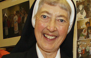 School pupils dedicate remembrance garden to nuns