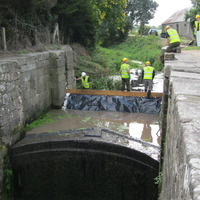 Canoes and boats could be set to grace Newry canal