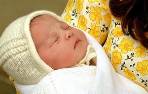 Royal baby's name in nod to Princess Diana