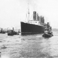 Lusitania sinking remembered
