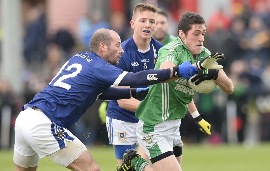 McGourty senior back with Saffrons for Fermanagh clash