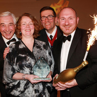 Double celebration for restaurant group at Janus awards
