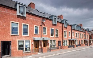 Belfast interface housing project takes top prize