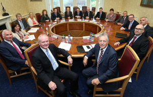 74 Executive showed greater integrated ambition