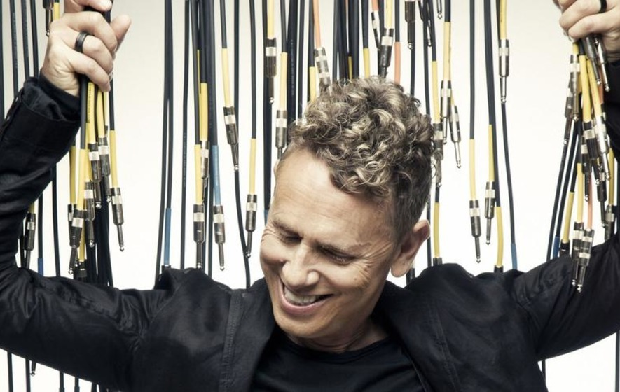 MG sees Depeche man Martin Gore in solo mode