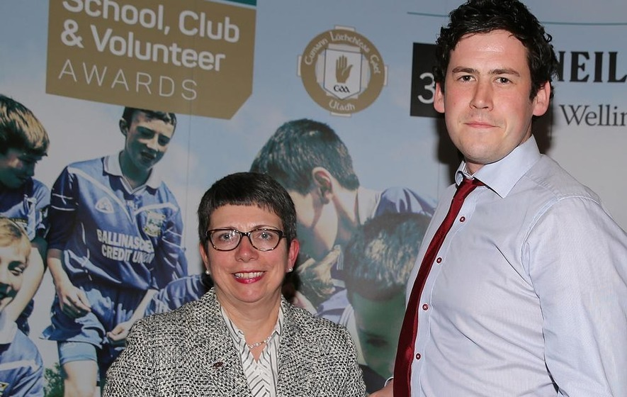 Augher clubman Mulrine named Young Volunteer of the Year