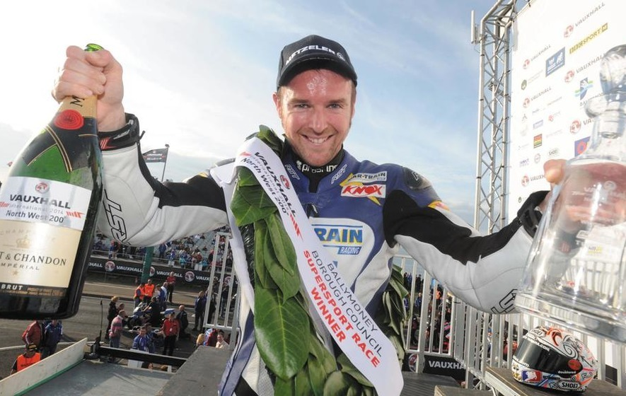 Seeley is the man others have to catch at North West 200