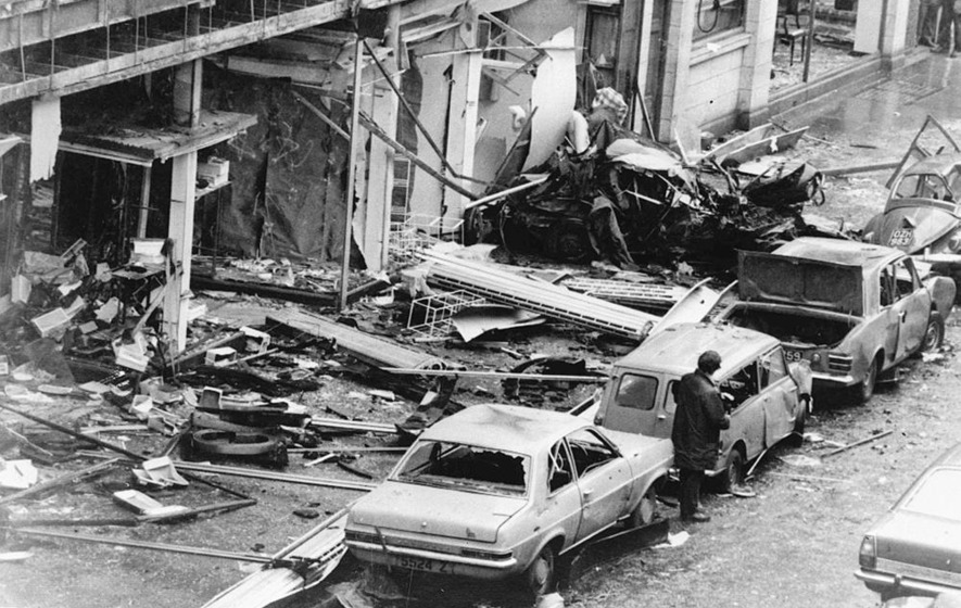 Davis Witnessed Carnage Of 1974 Dublin Bombings The