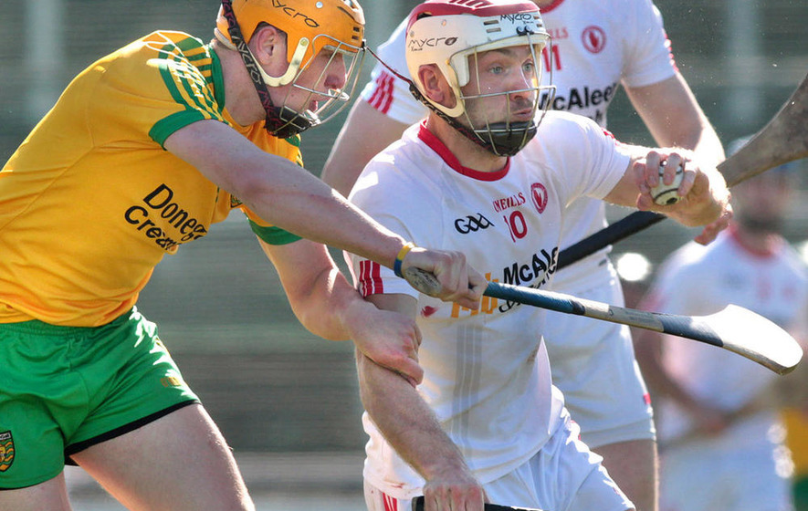 Kelly and Winters doubtful for Tyrone's Swords Rackard joust