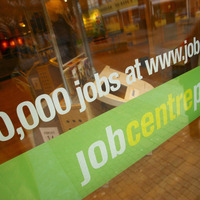 North's jobless queue shortens for the 28th month in a row
