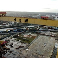 Bacterial infection breaks out at Harland and Wolff