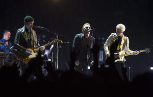 U2 back Justice for the Forgotten campaign