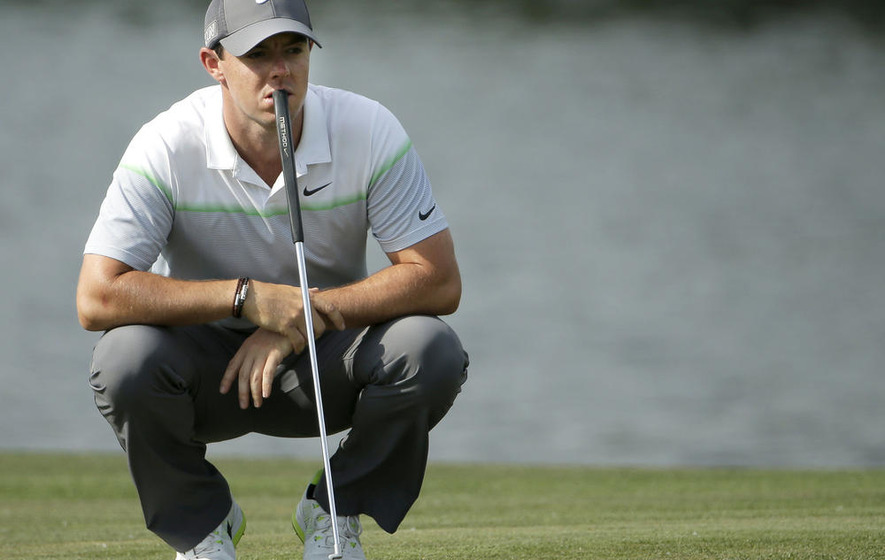 Dominant McIlroy enjoys a pleasant Sunday stroll to victory