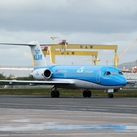 Dutch carrier launches new daily Belfast-Amsterdam air link